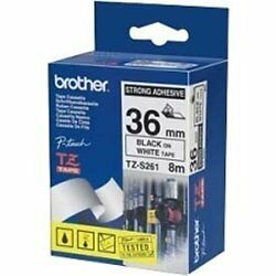Brother TZE-S261/Labels
