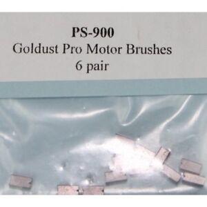 Pro Slot Gold Dust Pro motor brushes (6 pair)