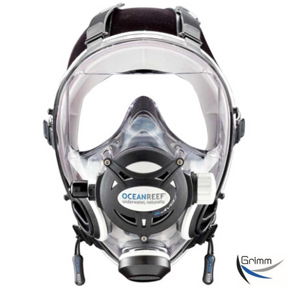 Ocean Reef GDivers Vollgesichtsmaske S M (Weiß)   NEU   TOP PREIS  | Große Klassifizierung