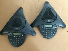 R3s3b Lot Of 2 Cisco Ip Conference Station 7936 Cp 7936 Pn 2201 06652 602