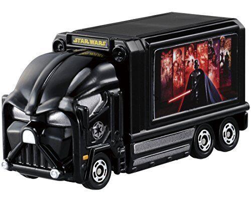 Tomica Star Wars Star Cars Darth Vader ad track - Star Wars Saga