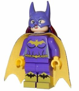 DC Universe Batman Villain Minifigure MANBAT **NEW** LEGO Custom Printed