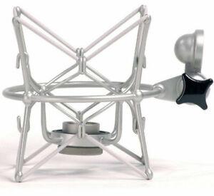 Shockmount-Microhpone-Clip-Holder-For-EA87-U67-U77-U87-U87Ai-TLM67-M269-U497