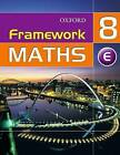 Framework Maths:  Year 8 Extension Students' Book by David Capewell (Paperback, 2003)