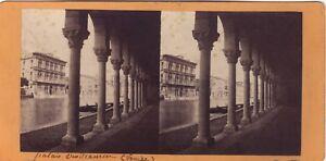 Venezia-Palais-Vendramin-Italia-Stereo-Vintage-Albumina-Ca-1865