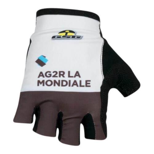 Summer gloves AG2R La Mondiale