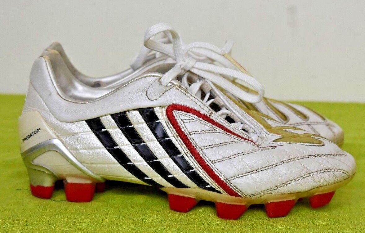 Adidas Projoator Powerswerve tamaño 5 raras Coleccionables Fútbol Fútbol botas