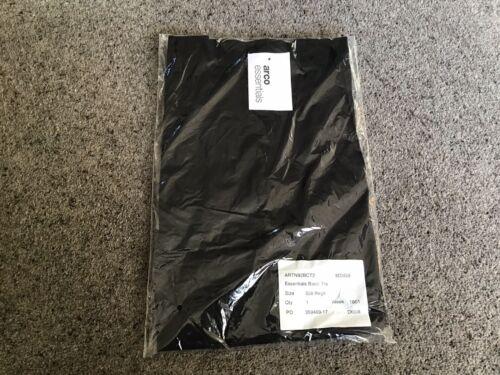 Arco Essentials Work Trousers Size 28 Reg Black Brand New