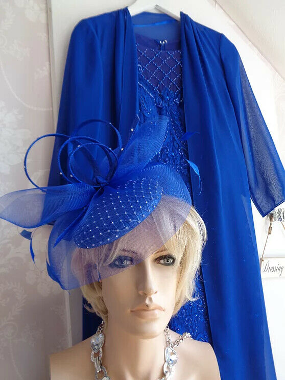 VENI INFANTINO 991121 in Royal Blue MOTHER OF THE BRIDE/GROOM/WEDDING GUEST