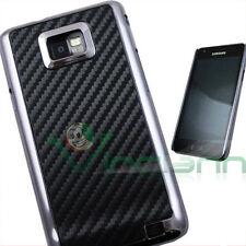 Custodia rigida TRAMA nera per Samsung Galaxy S2 I9100