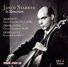In Memoriam Janos Starker von Czech Radio Symphony,Janos Starker (2015)