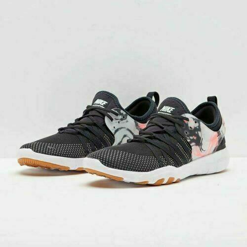 Nike Womens Free TR 7 904651 006 Cross Training Shoe AnthraciteLava Glow Size 5
