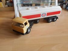 "Wader Mercedes truck + Trailer ""ESSO"" in White"