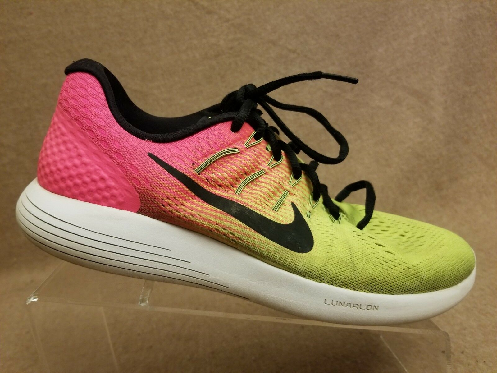 Nike Lunarglide 8 OC 844632 999 Men's Olympic Color Running Sport Shoes Comfortable Seasonal clearance sale
