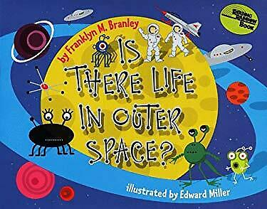 Is There Life in Outer Space by Branley, Franklyn Mansfield