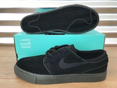 Nike Schuhe Zoom Stefan Janoski 333824 072 BlackBlackSequoia
