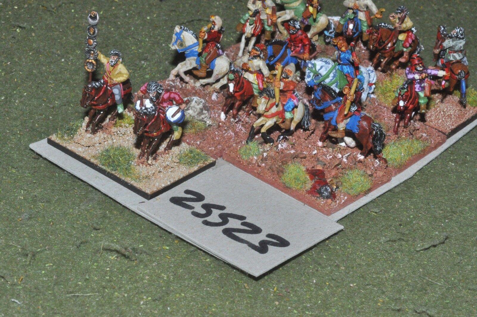 15 klassische   parther - xyston pferd bogenschützen 14 zahlen - cav (25523)
