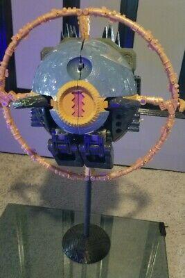 NO FIG INCL! Orange stand for transformers armada energon takara amazon unicron!