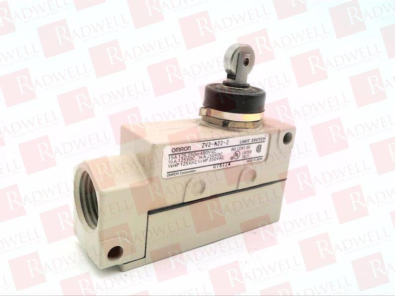 OMRON ZV2-N22-2   ZV2N222 (NEW IN BOX)