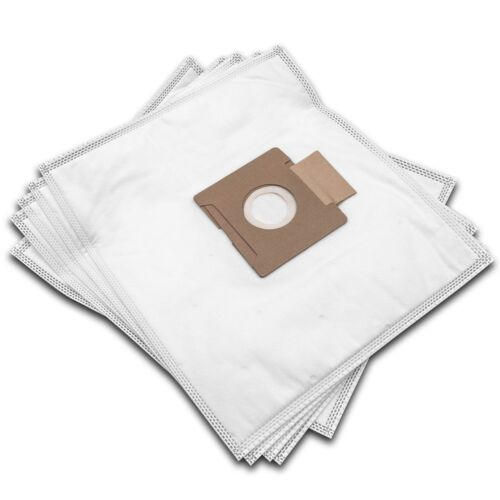 EQU , 5 Sacs à poussière micro étoffe pour Dirt Devil M 7100 EQU2