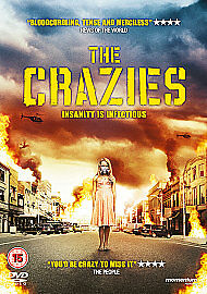 1 of 1 - The Crazies (DVD, 2010) 16 VG