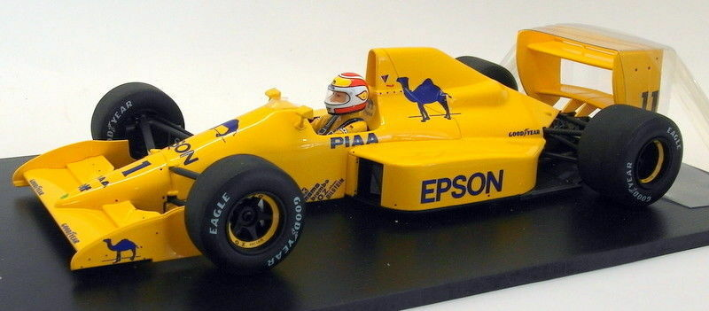 Spark 1 18 Scale Resin - 18S231 Lotus 101 British GP 1989 Nelson Piquet