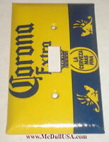 Corona Extra La Cerveza Mas Fina Light Switch Power Outlet Cover Plate