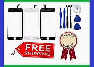 Digitizer-Touch-Screen-Front-Glass-Replacement-For-Apple-iPhone-4-5-5S-6-6S-plus