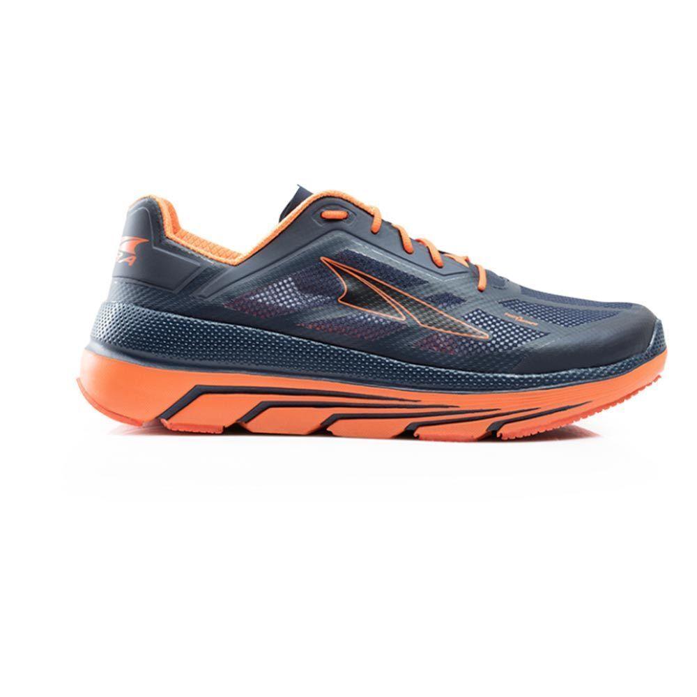 Altra Duo Zapatos Para Correr Hombres Azul Marino Naranja nosotros tamaño 10