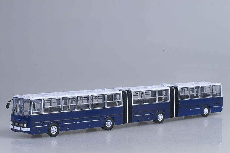 IKARUS 293 Hungary Articulated Bus 1 43     Soviet Bus 240008