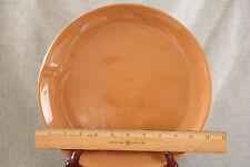 Elsa Peretti Home Thumbprint Tiffany Dinner Plate(s) Terra Cotta Large 11n Italy