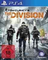 ★ PS4 Spiel Tom Clancy's The Division *wie NEU!* deutsch Playstation 4 Top! ★
