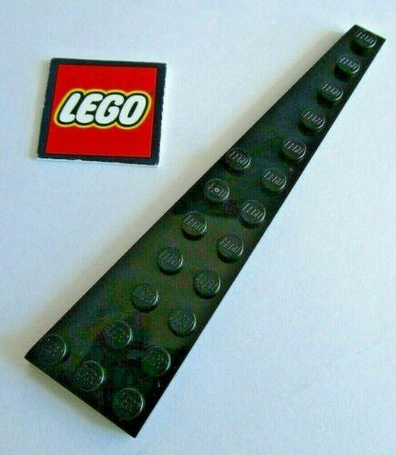 Lego Noir Aile Plaque 3x12 GAUCHE-ID d/'élément Design 4209003 ID 47397 nouveau