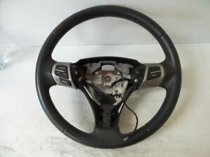 TOYOTA-CAMRY-STEERING-WHEEL-LEATHER-TYPE-ACV40-06-06-11-11-06-07-08-09-10-11