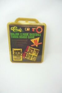 1991-Classic-Major-League-Baseball-Trivia-Board-Game-Factory-Sealed