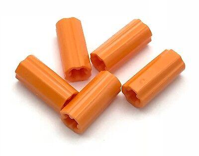 Lego Technic Technik 10 Liftarme 2 Löcher mit Kreuzloch #60483 orange NEUWARE