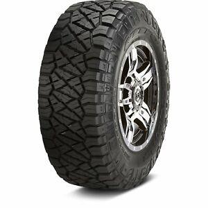 33x12.50R20 119F Nitto Ridge Grappler All-Terrain Radial Tire