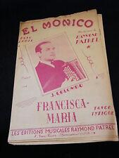 Partition El Monico Raymond Patrel Colombo Francisca Maria
