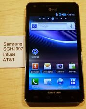Samsung Infuse 4G - SGH-I997- AT&T / H2O Wireless - 4.5 out of 5 stars EXCELLENT
