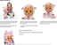 thumbnail 8 - NEW Cry Babies LAMMY LALA CONEY BONNIE LEA Baby Doll Girls Toy or AAA Batteries