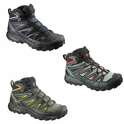 salomon x ultra 3 mid gtx trekkingschuhe review