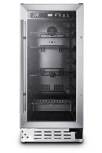 Sunpentown Spt 92 Can Beverage Cooler Commercial Grade