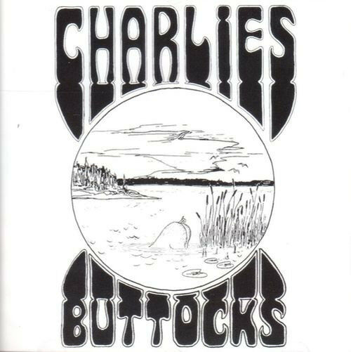 "Charlies: ""Buttocks""  (CD)"