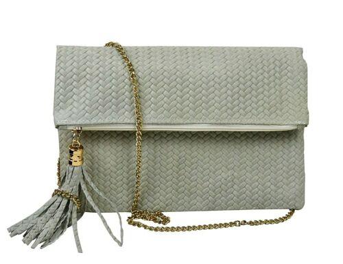 sac cuir gris et soirᄄᆭe beau avec en Petit design cha ne un une de qzVUpMS