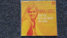 Nina Lizell - Tanz' mit mir in die Nacht der Liebe 7'' Single