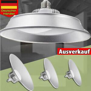50W 100W 200W 300W UFO LED Hallenleuchte Industrielampe Highbay Hallen Fluter