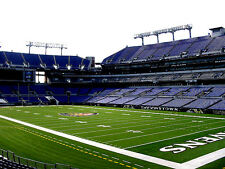 2 BALTIMORE RAVENS 2017 LOWER LEVEL SEASON TICKETS(No PSL's) Hardcopy tickets