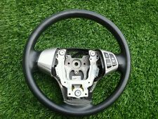 2007-2010 HYUNDAI ELANTRA STEERING WHEEL BLACK OEM SEE PHOTO