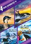 Willy Collection 4 Film Favorites 2 Discs DVD NTSC 1