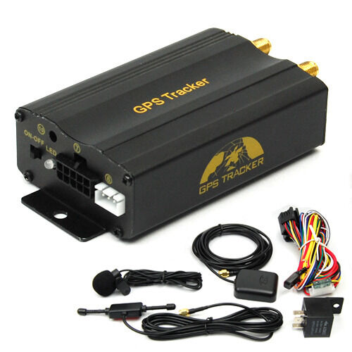 Real Time Genuine GPS Tracker GSM GPRS SMS System Car Vehicle Tracking Device